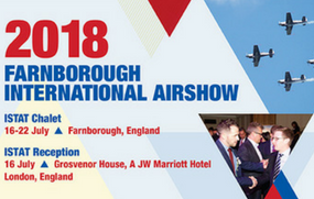 ISTAT Reception – Farnborough International Airshow
