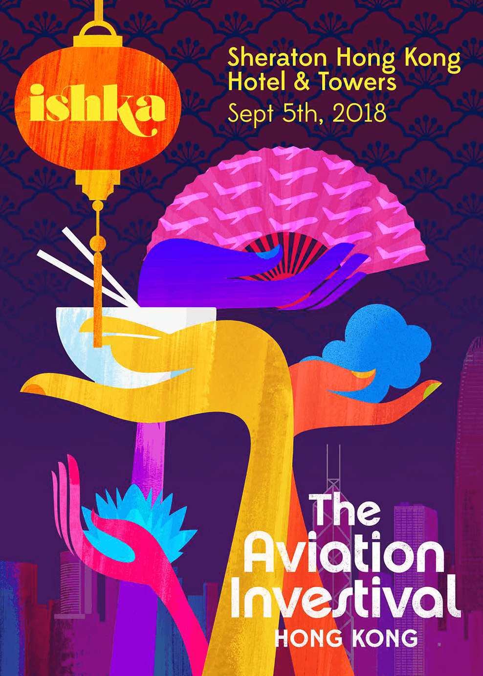 The Aviation Festival Hong Kong 2018