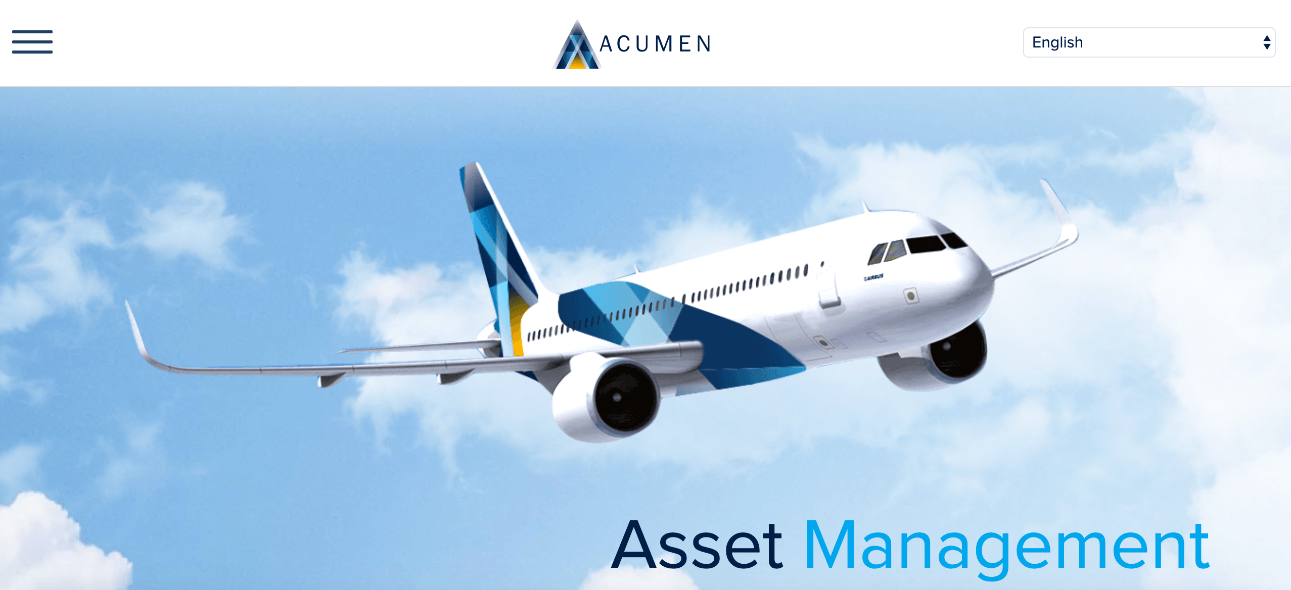 Acumen Aviation Launches its New Website