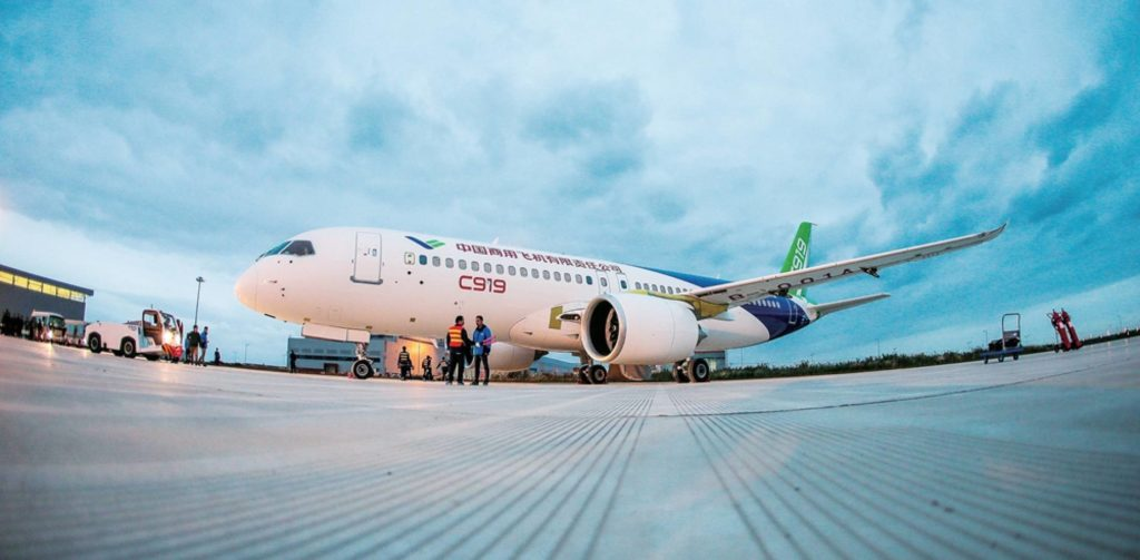 China Aircraft Leasing Newsletter 20 February